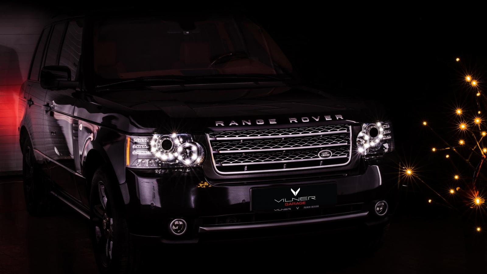 """Range Rover Autobiography sang trọng và tinh tế hơn sau khi """"qua tay"""" Vilner"""