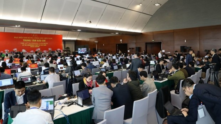 Online coverage of Party Congress excellent opportunity for foreign reporters