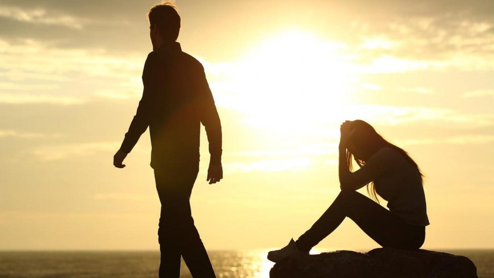 Chữa lành vết thương sau cuộc chia tay