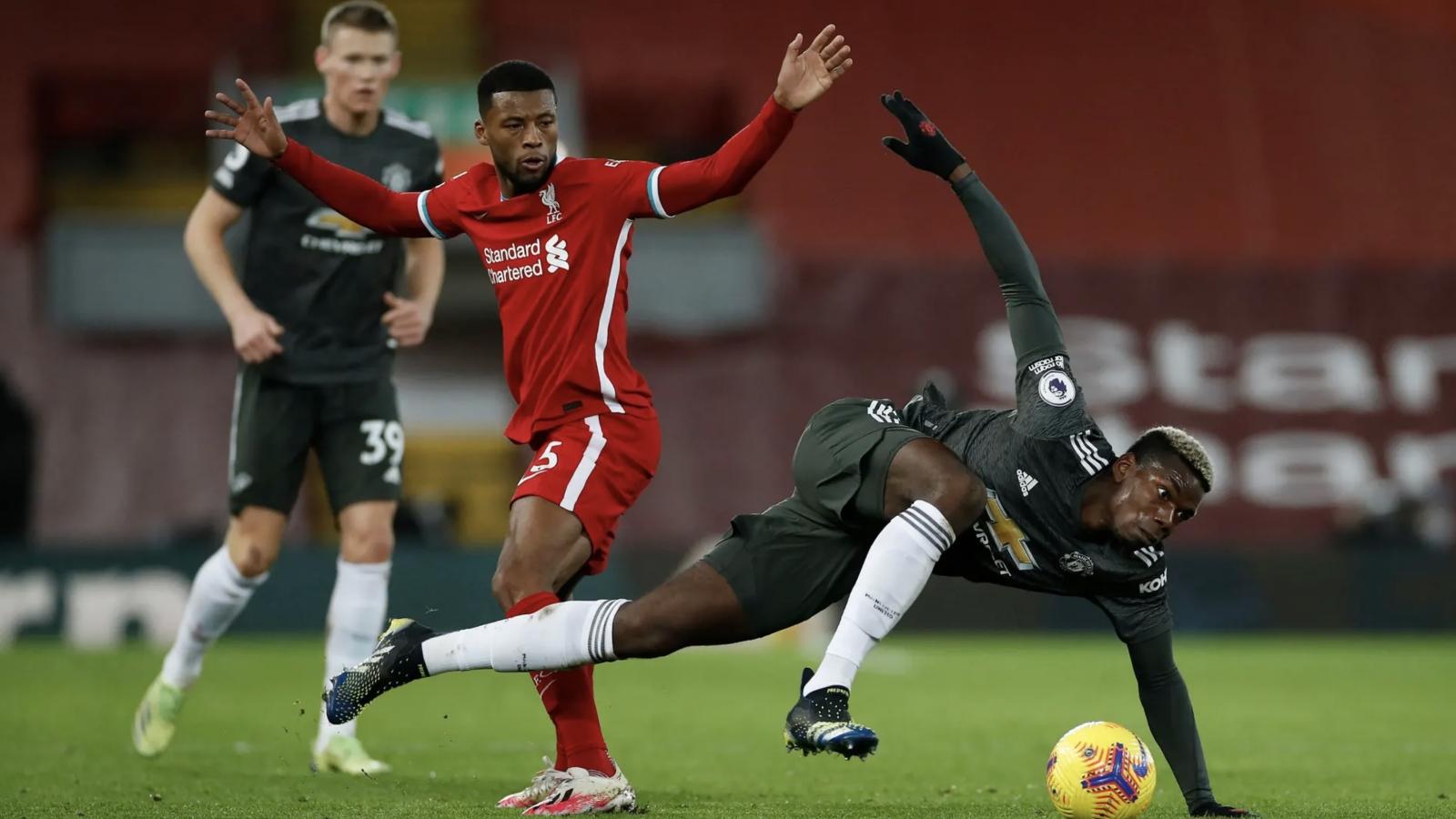 Trực tiếp Liverpool 0 - 0 MU: Khi gió đổi chiều