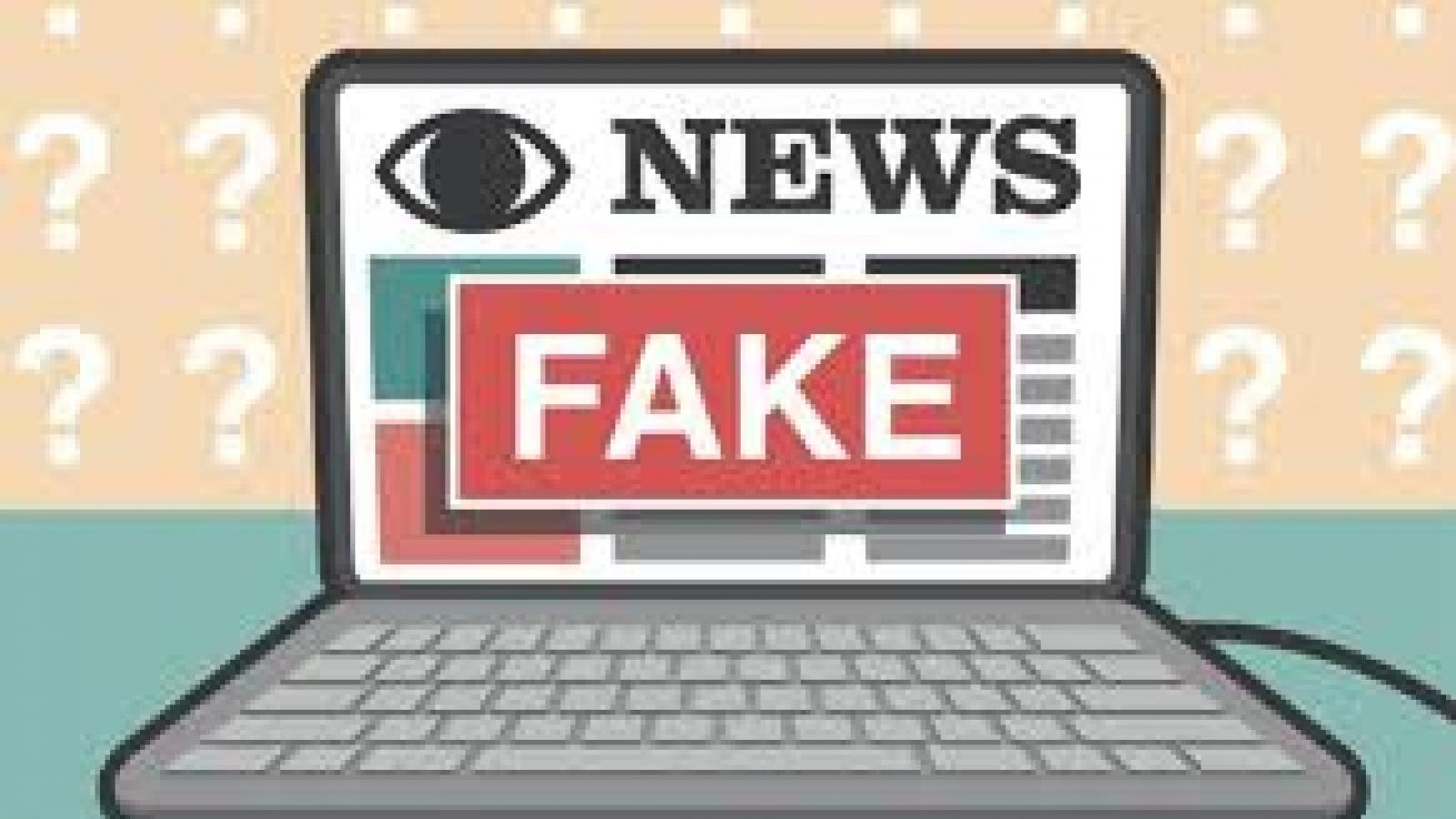 Cộng đồng cầnchung tay lan tỏa sự thật đẩy lùi tin giả
