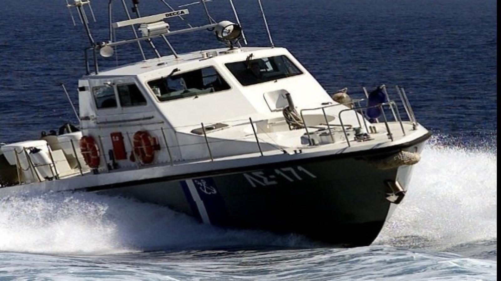 Hai tàu tuần duyên của Thổ Nhĩ Kỳ và Hy Lạp va chạm ở Đông Địa Trung Hải