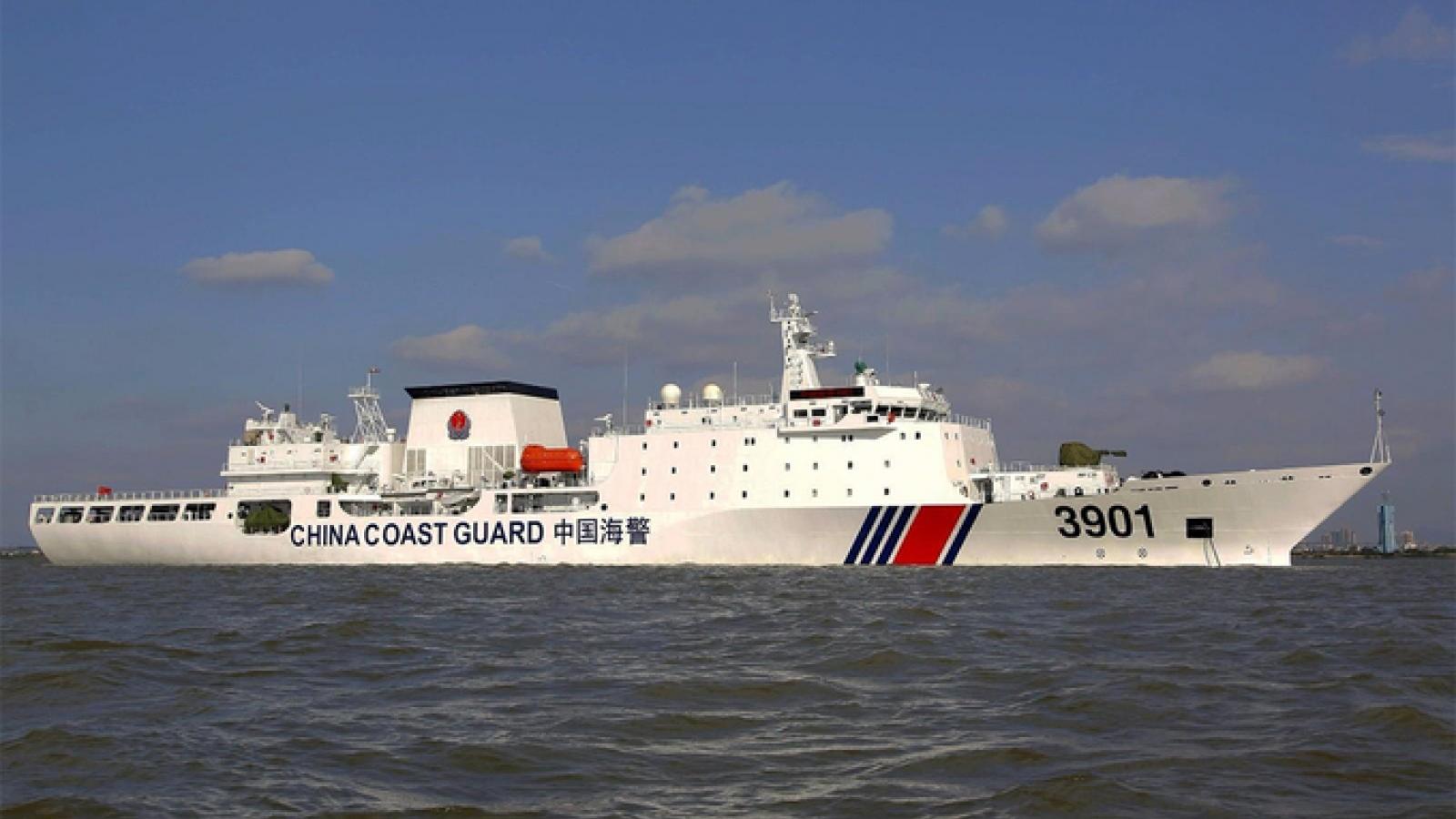Luật Hải cảnh của Trung Quốc: Bất hợp pháp và gây nguy cơ xung đột ở Biển Đông