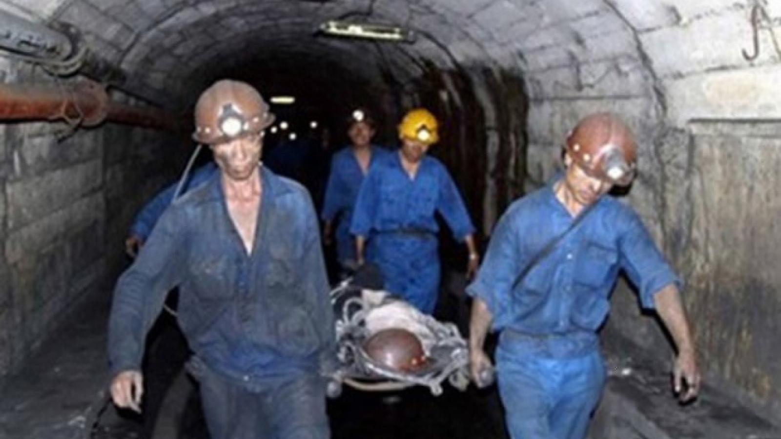 Tai nạn lao động tại Công ty than Khe Chàm, 1 công nhân tử vong