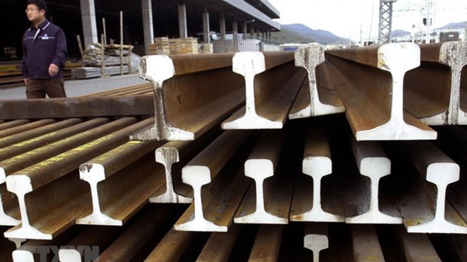 Hàn Quốc kháng cáo phán quyết của WTO về thuế chống bán phá giá đối với thép Nhật Bản