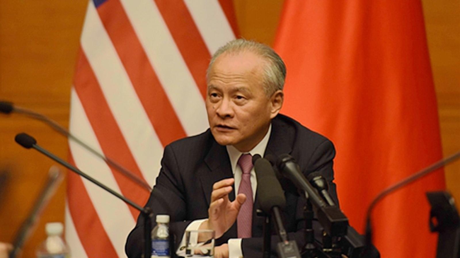 Trung Quốc mong muốn hợp tác với chính quyền mới tại Mỹ