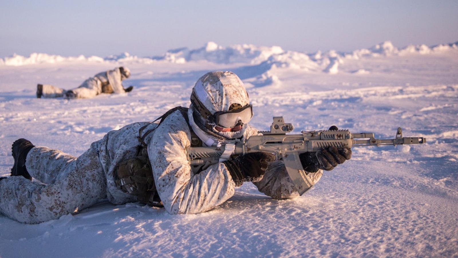 Nga thử nghiệm vũ khí trong các điều kiện thời tiết khắc nghiệt như thế nào?