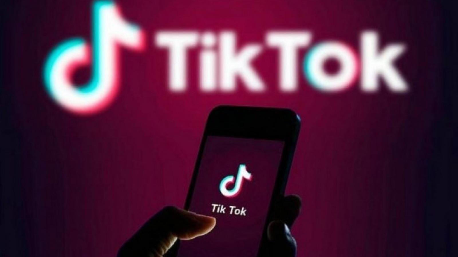 Tình trạng quản lý lỏng lẻo trẻ em sử dụng TikTok