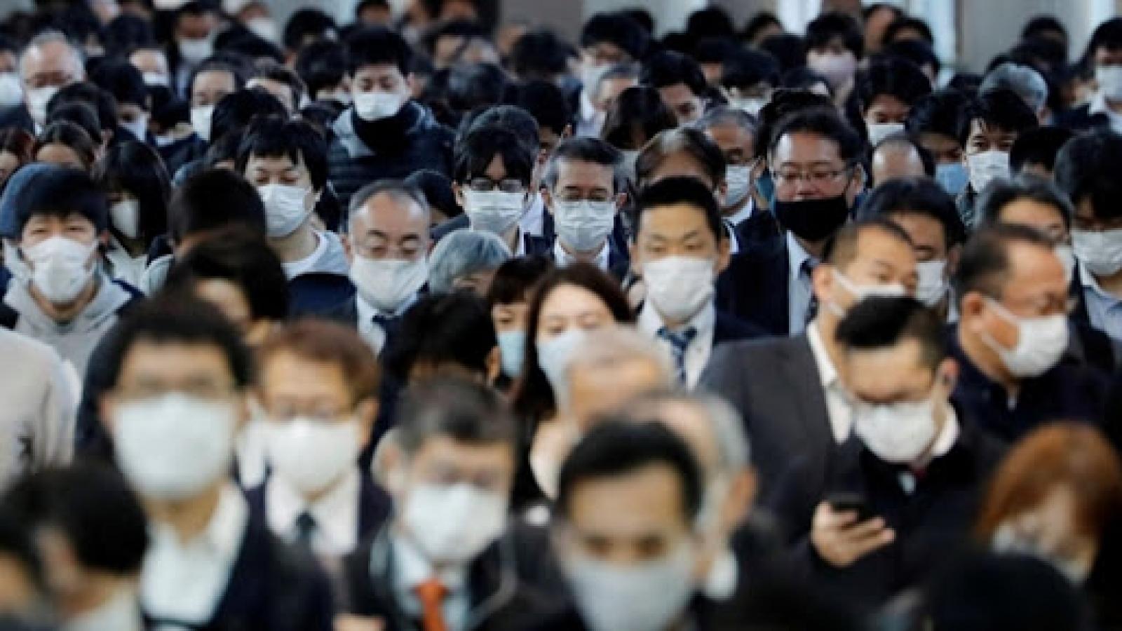 Nhật Bản xem xét tuyên bố tình trạng khẩn cấp ở khu vực Tokyo vì Covid-19
