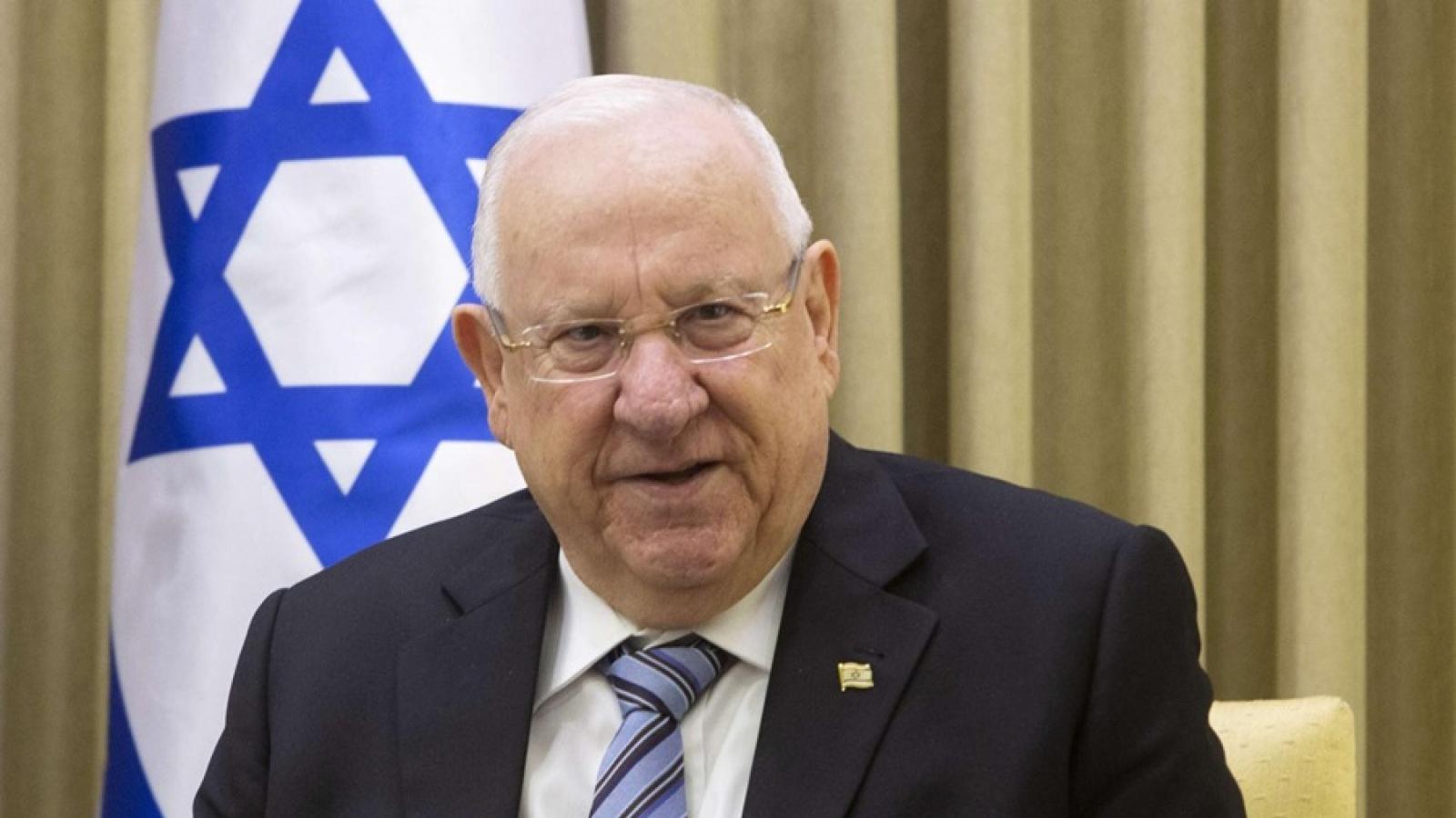 Tổng thống Israel chúc Đại hội Đảng thành công, khẳng định Việt Nam là tấm gương tốt