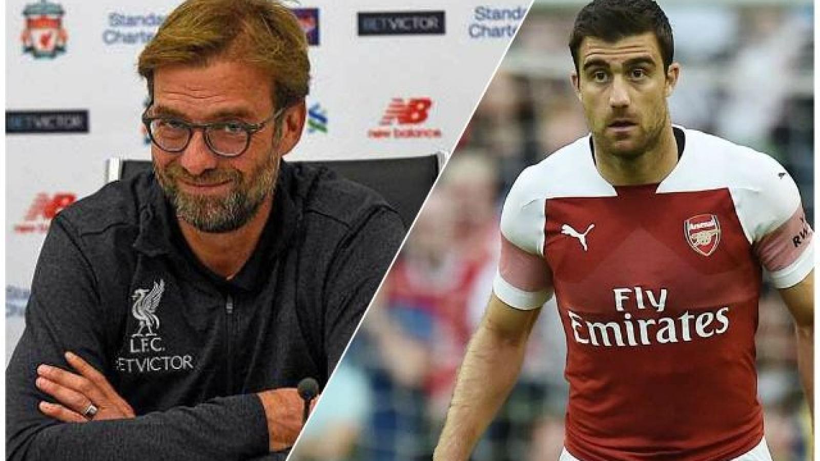 """Top 5 cầu thủ tự do để Liverpool """"vá"""" lỗ hổng nơi hàng phòng ngự"""