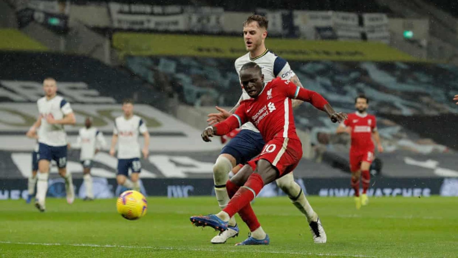 Mane nhấn chìm Tottenham, Liverpool tìm lại niềm vui ở Premier League