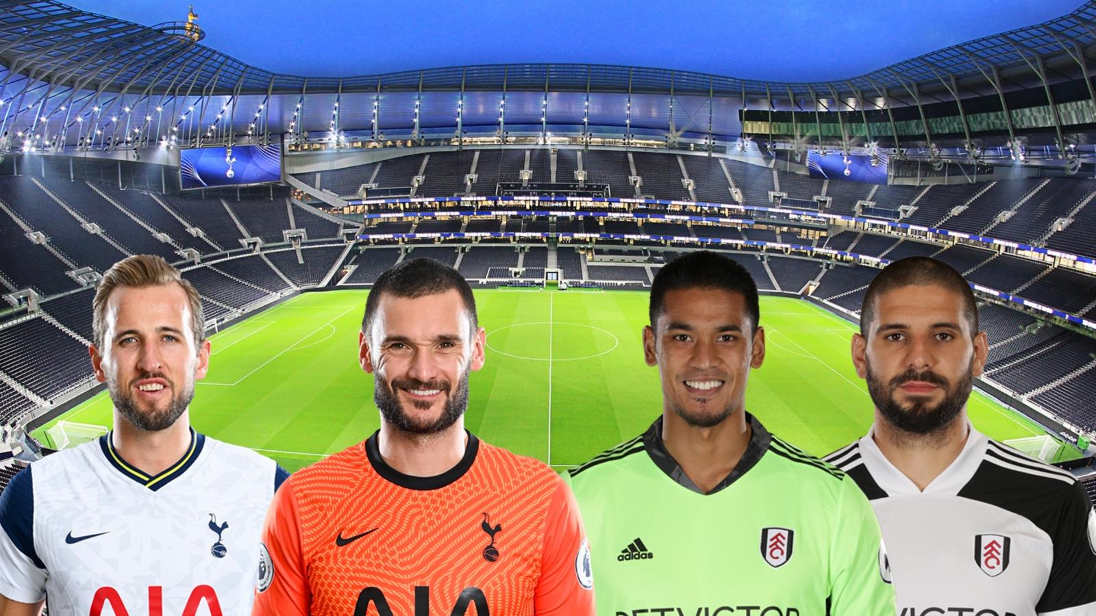 Dự đoán tỷ số, đội hình xuất phát trận Tottenham - Fulham