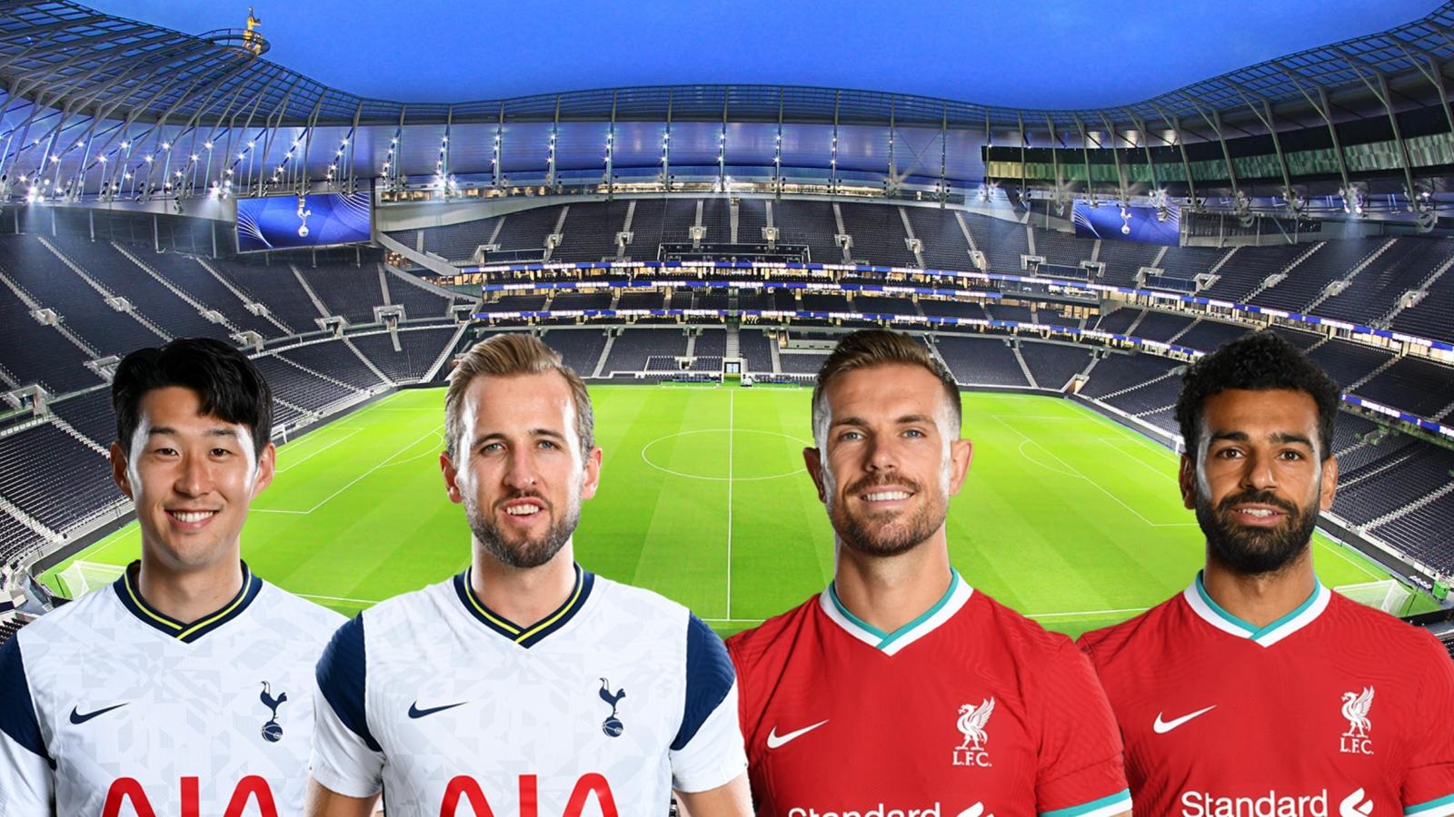 Dự đoán tỷ số, đội hình xuất phát trận Tottenham - Liverpool