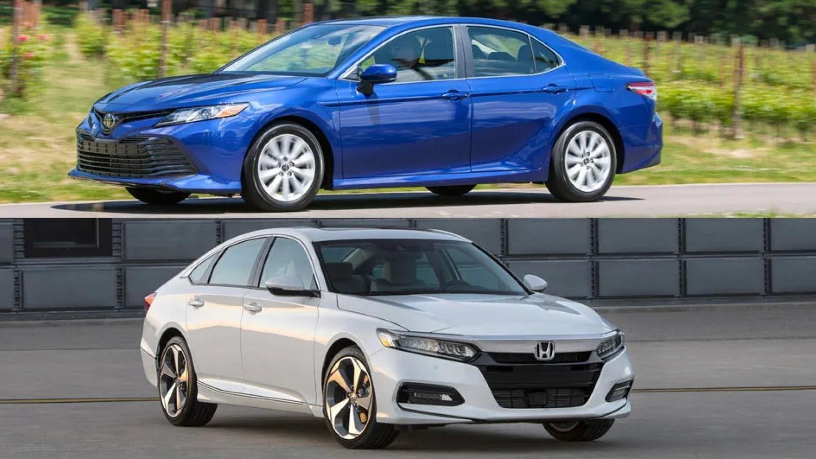 Toyota và Honda được yêu thích tại Mỹ