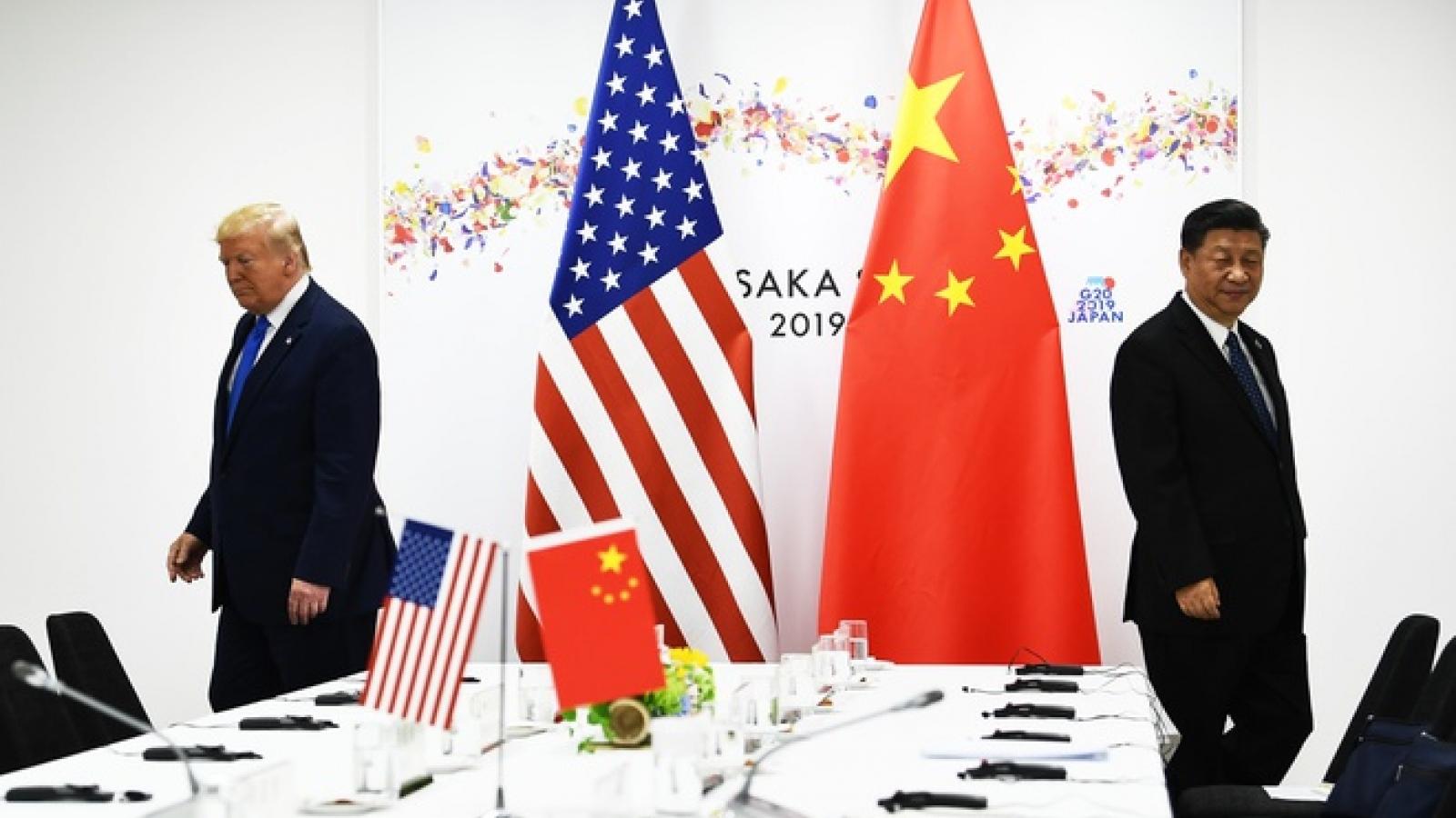 """Trung Quốc chỉ trích Mỹ """"chính trị hóa"""" vấn đề kinh tế thương mại"""