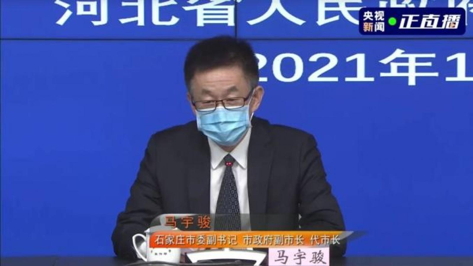 Số ca Covid-19 ở Trung Quốc tăng 3 con số sau hơn 5 tháng
