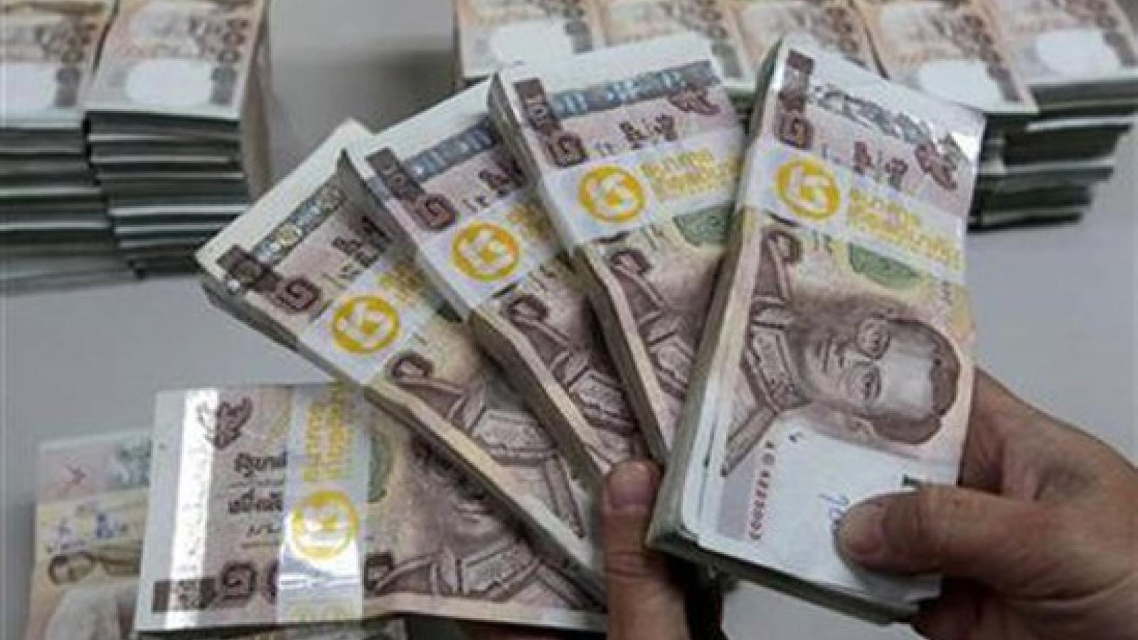 Thái Lan bán 2 tỷ USD trái phiếu để chi cho các gói hỗ trợ kinh tế