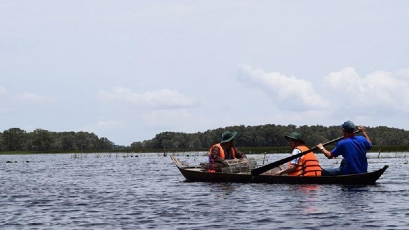 Vietnam responds to World Wetlands Day