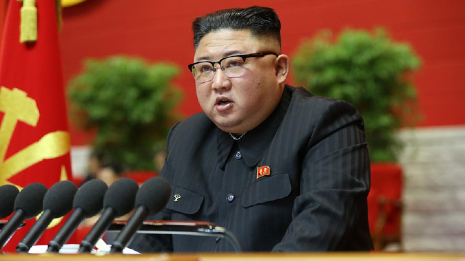 Triều Tiên khẳng định quyết tâm thực hiện bước nhảy vọt quan trọng