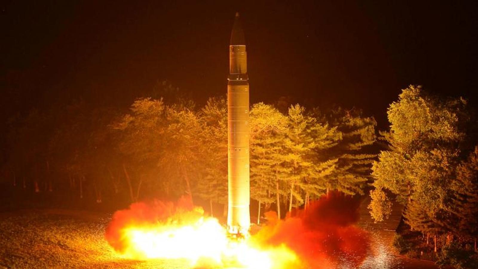 Triều Tiên có kế hoạch tăng sức mạnh vũ khí hạt nhân hủy diệt