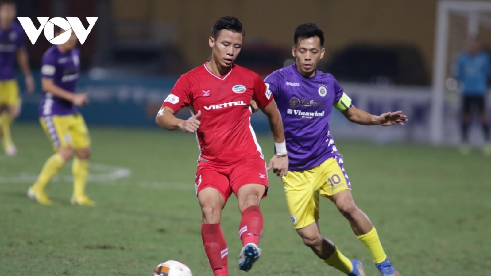 Hà Nội FC và Viettel đối mặt lịch thi đấu khắc nghiệt ở đấu trường châu Á