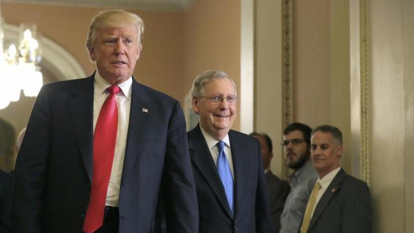 Ông Trump có thể bị luận tội sau vụ hỗn loạn tại Quốc hội Mỹ