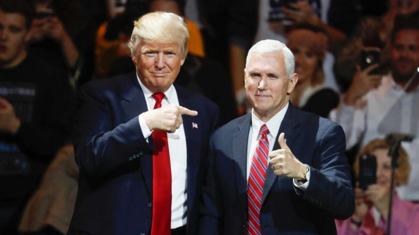 Phó Tổng thống Mike Pence bác khả năng kích hoạt Tu chính án thứ 25
