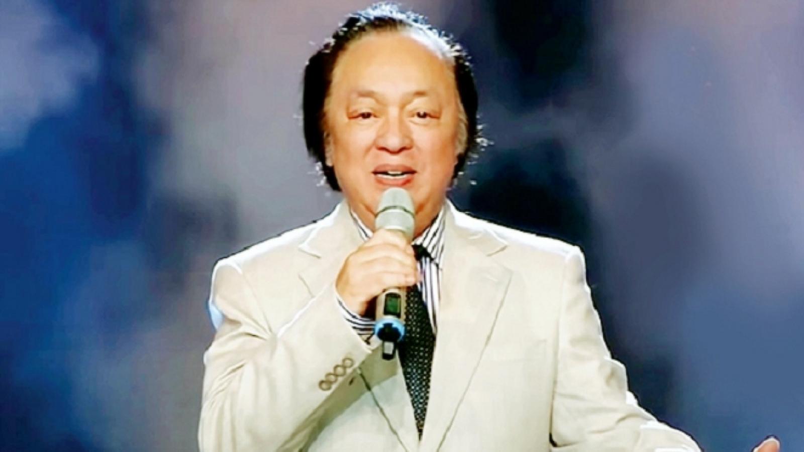 NSND Trung Kiên - người thầy thanh nhạc tận tụy của nhiều ca sĩ tên tuổi