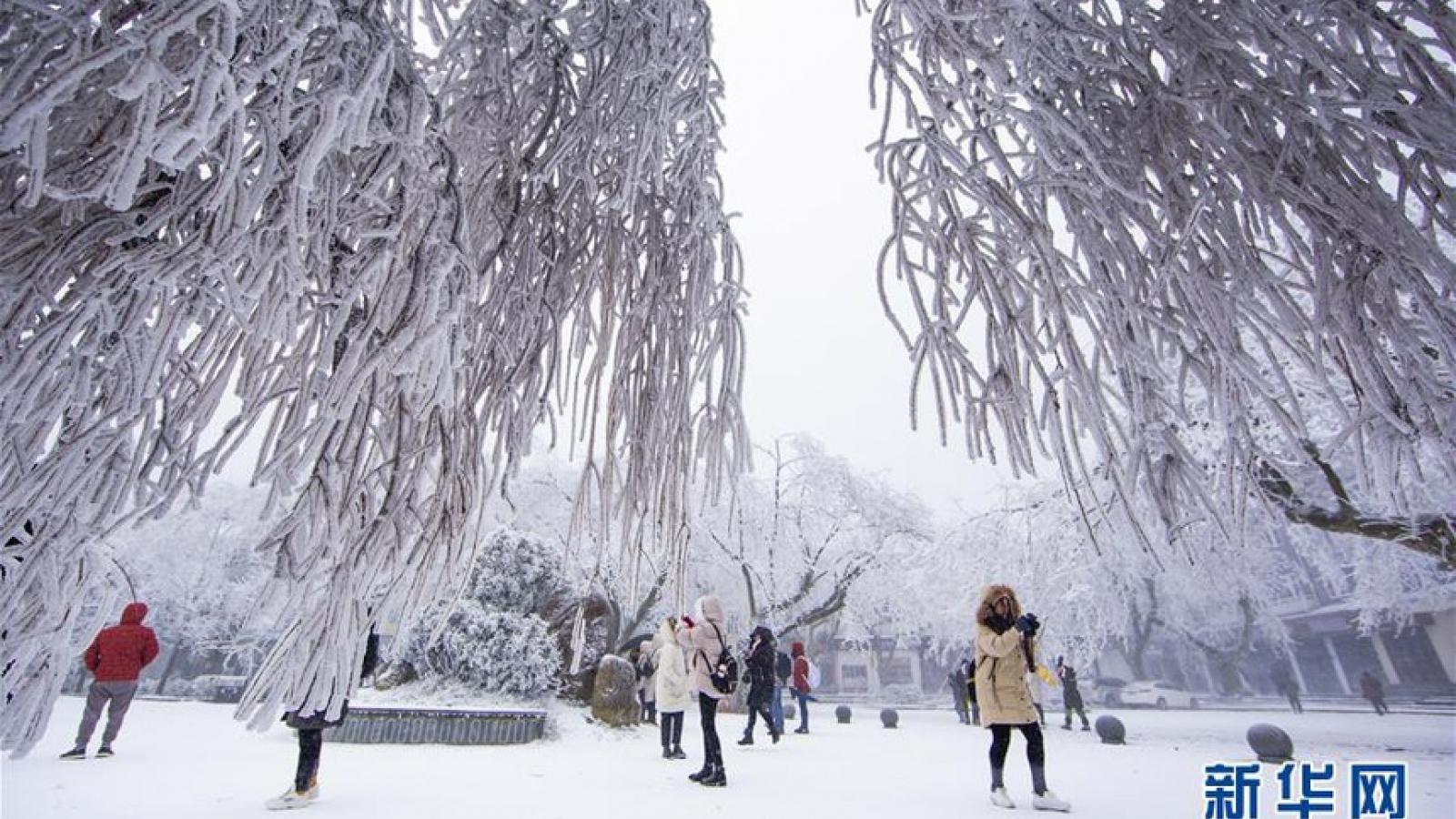 Bắc Kinh đối mặt với ngày giá rét nhất trong thế kỷ 21