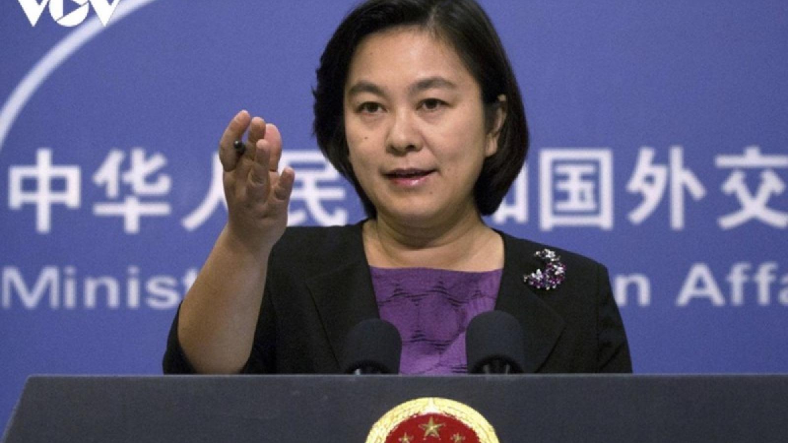 Trung Quốc kêu gọi hợp tác để đưa quan hệ Trung – Mỹ phát triển đúng hướng