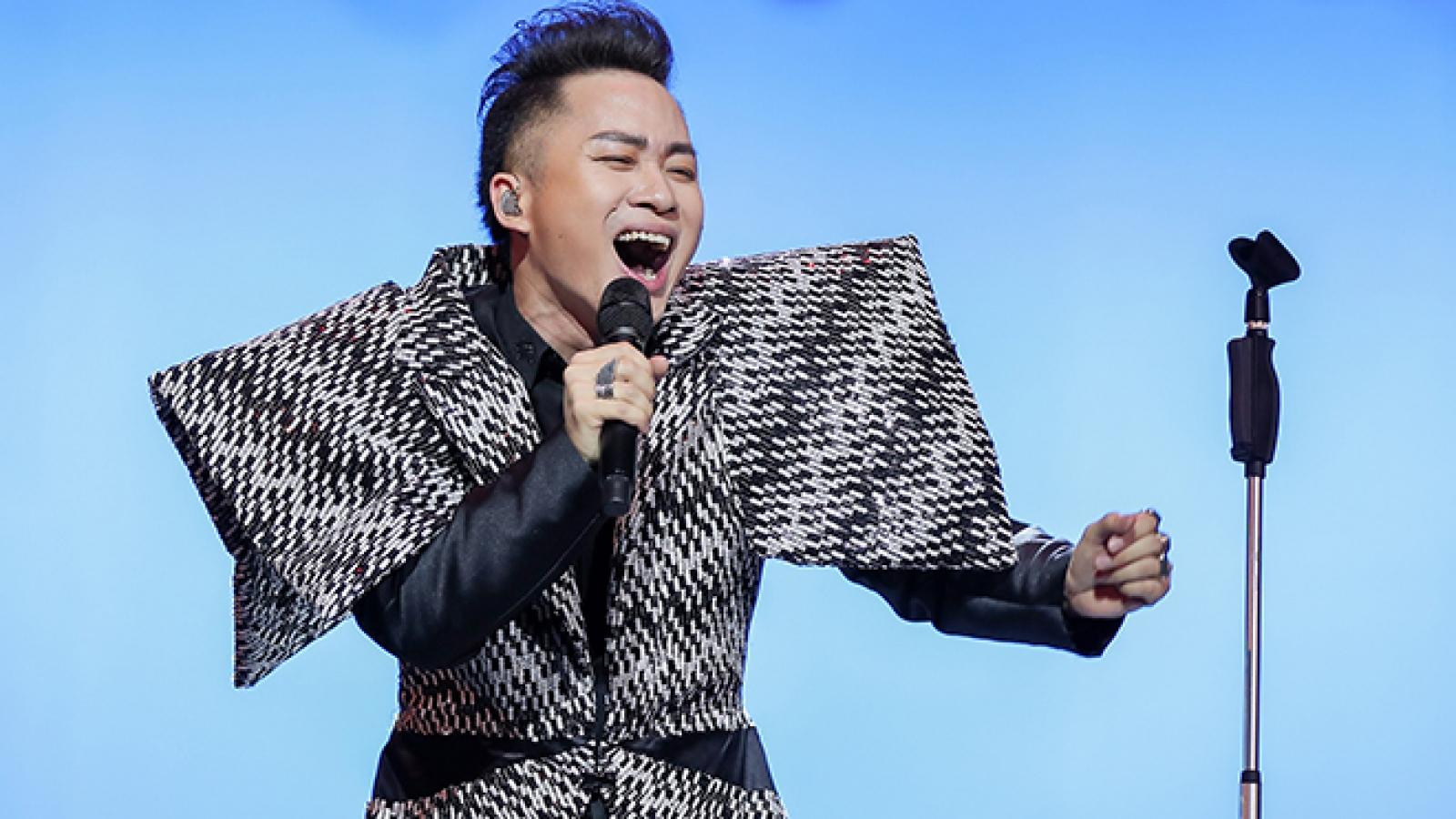 Tùng Dương, Amee dẫn đầu đề cử giải thưởng Âm nhạc Cống hiến 2021