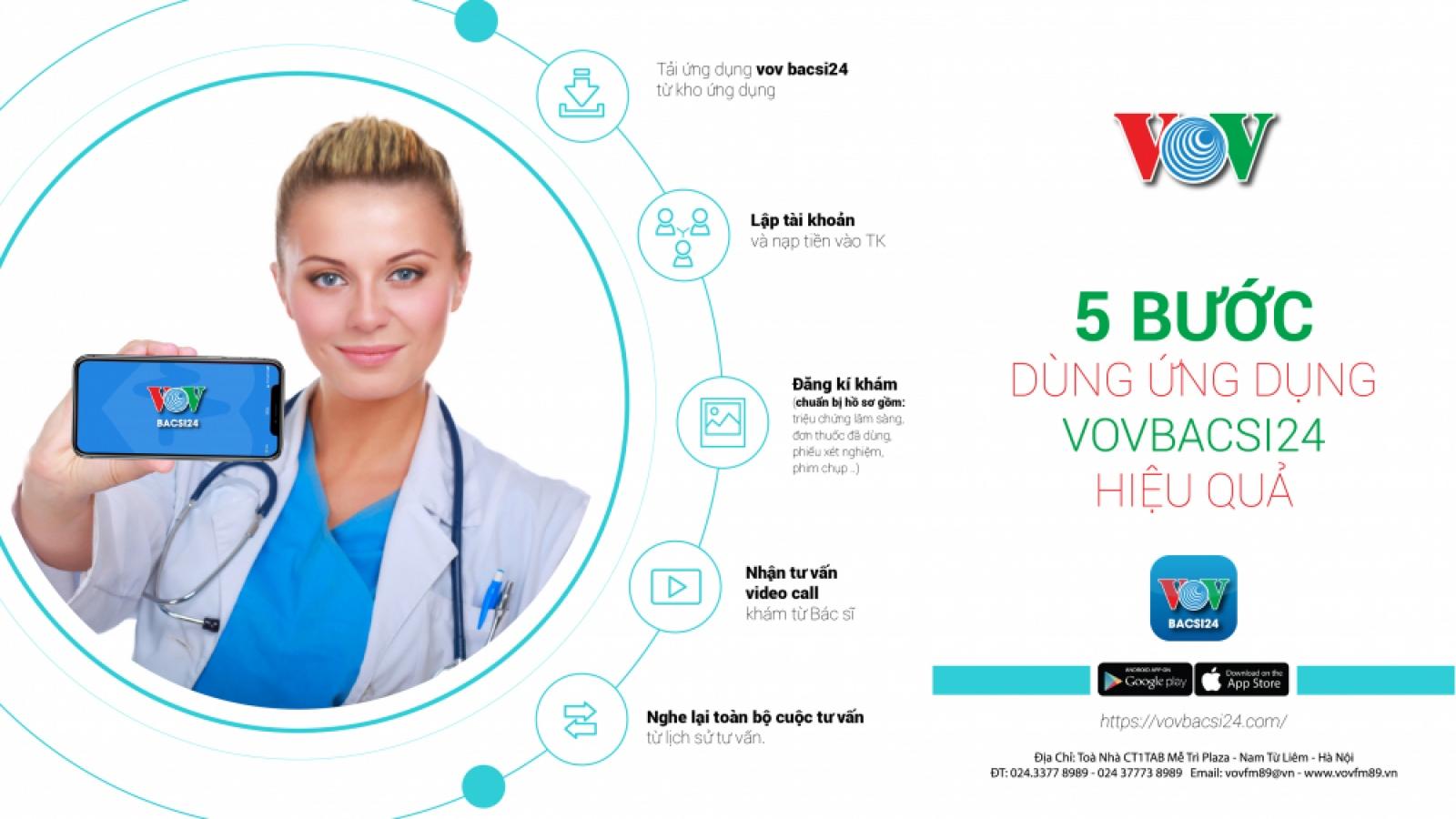Hàng trăm bác sĩ chăm sóc sức khỏe một người dân