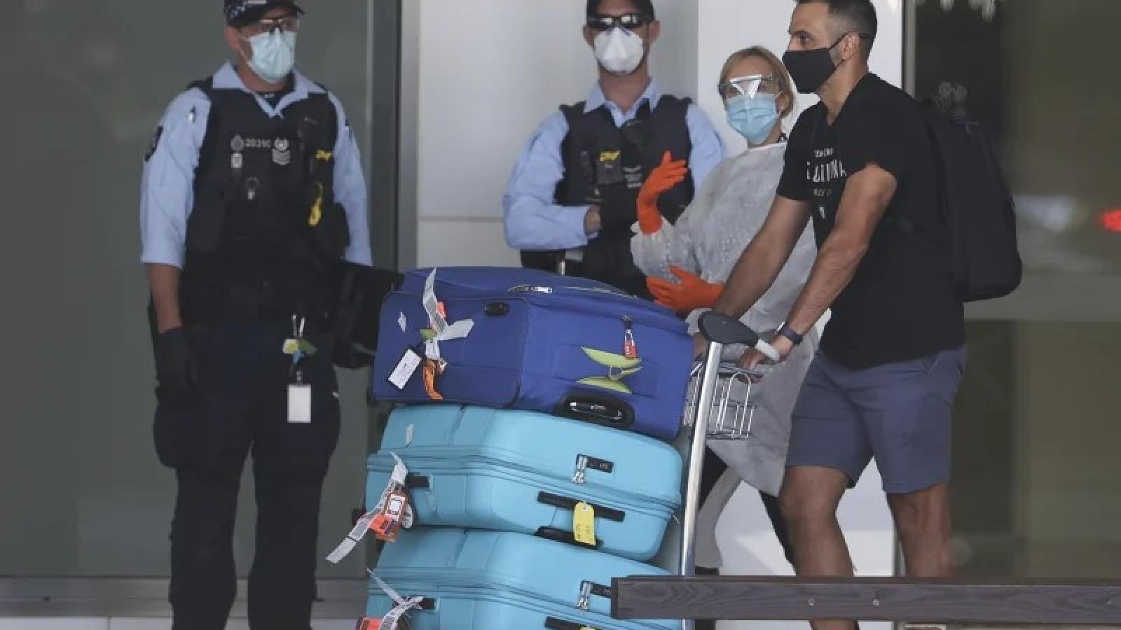 Australia cân nhắc thắt chặt việc nhập cảnh đối với những người đến từ Anh
