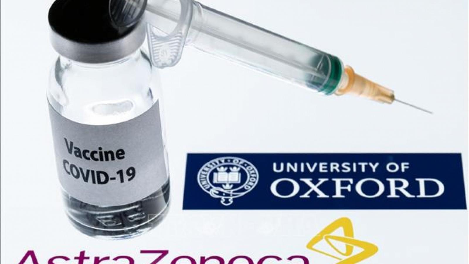 Anh cung cấp hàng chục triệu liều vaccine ngừa COVID-19 trong 3 tháng tới