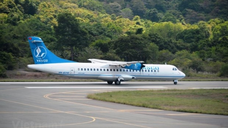 Vasco resumes flights connecting HCM City – Rach Gia