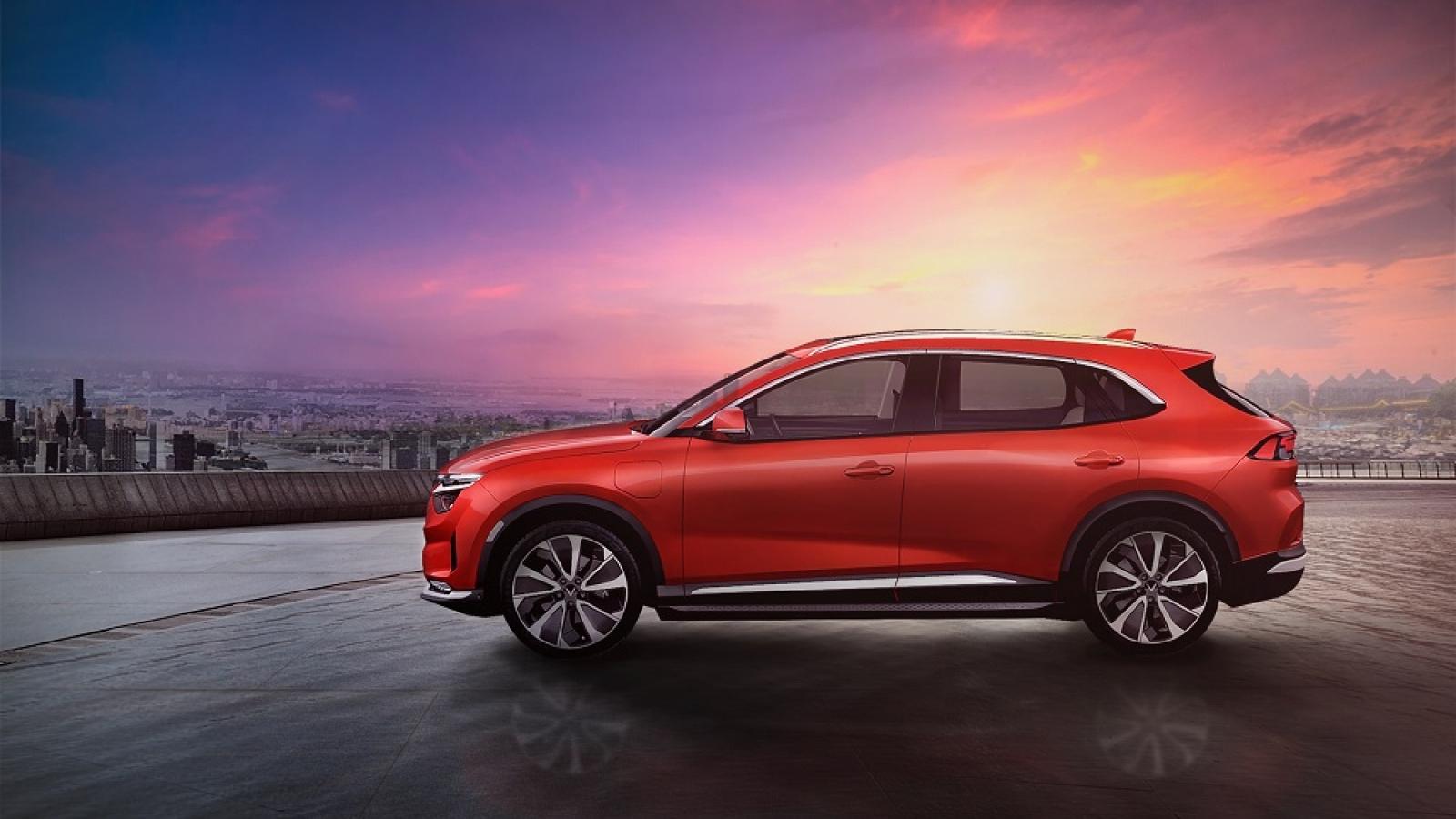 """Chuyên gia phân tích """"ẩn ý"""" trong 3 mẫu ô tô điện mới ra mắt của VinFast"""