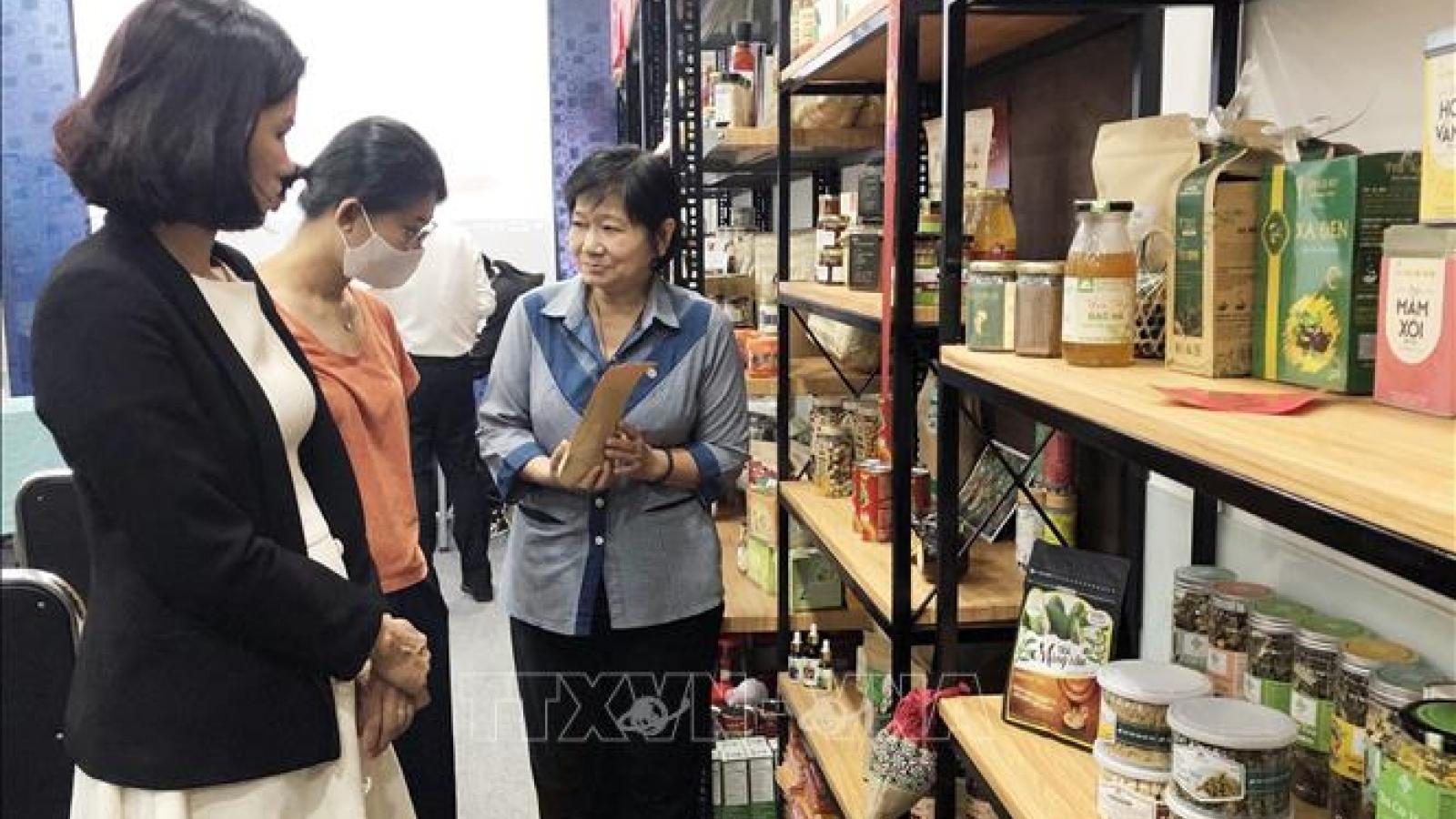 E-commerce platform of high-quality Vietnamese goods make debut
