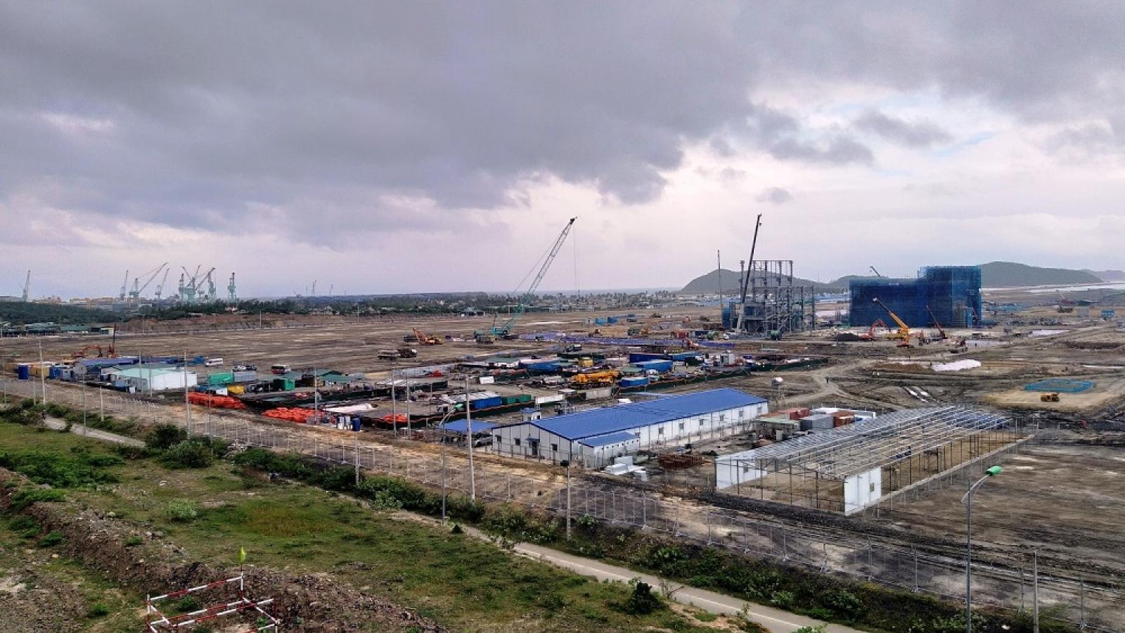 Đẩy nhanh quy hoạch để thu hút các dự án công nghiệp lớn vào Khu Kinh tế Vân Phong