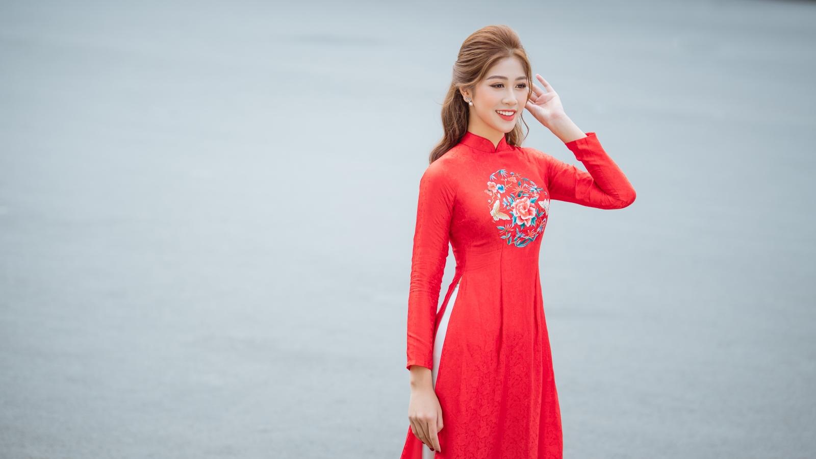 Người đẹp Đặng Vân Ly: Tôi không thi hoa hậu để kiếm chồng đại gia