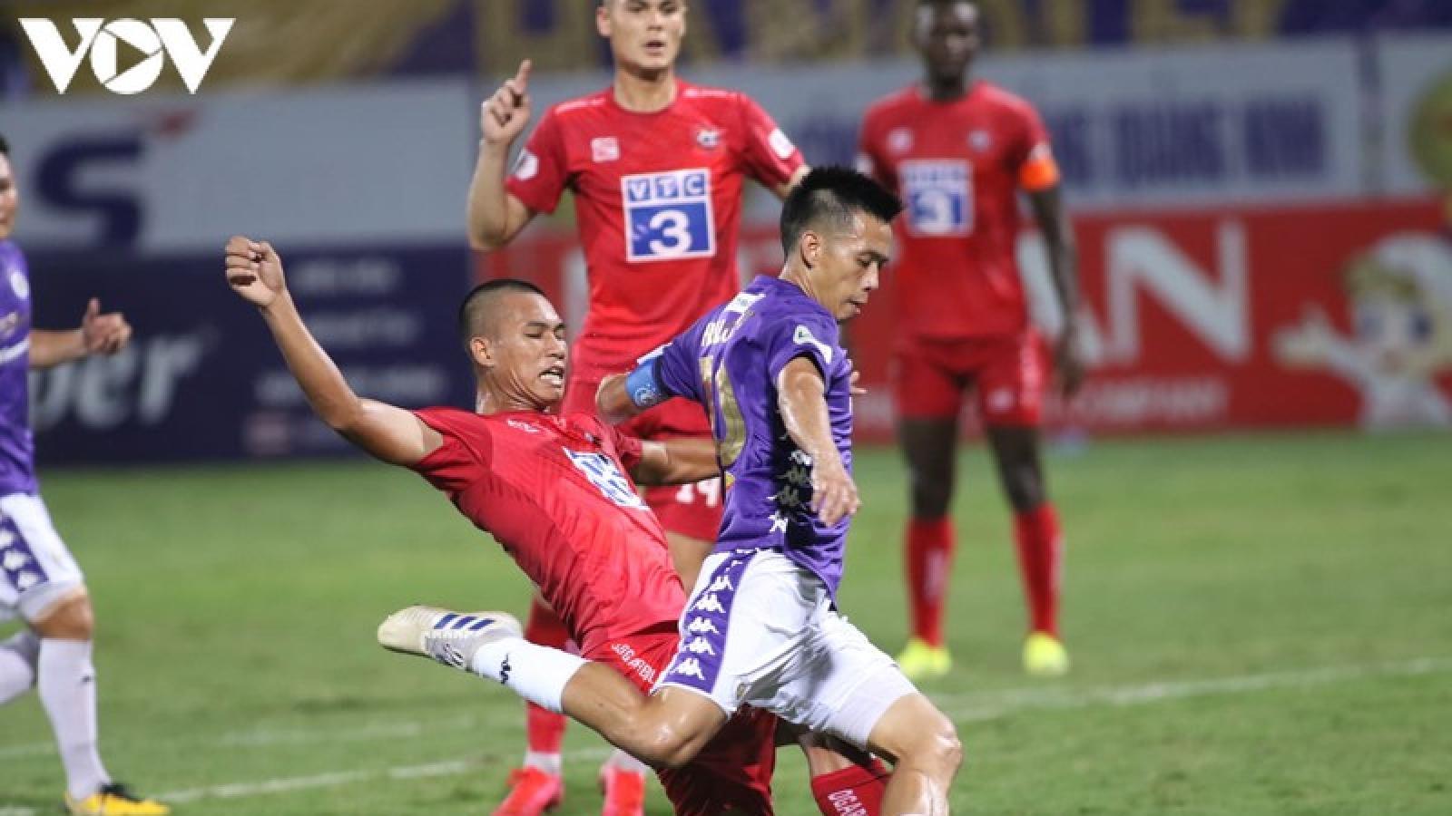 Lịch thi đấu vòng 3 V-League 2021: Tâm điểm Hải Phòng - Hà Nội FC