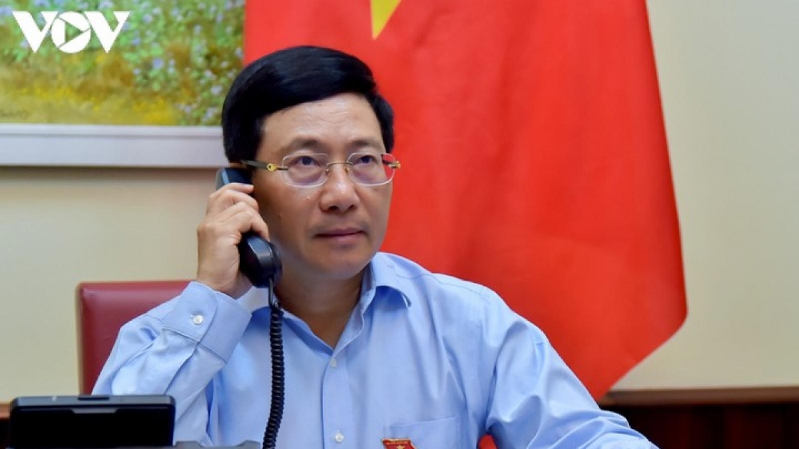 """Mỹ ủng hộ một nước Việt Nam """"mạnh, độc lập, thịnh vượng"""""""