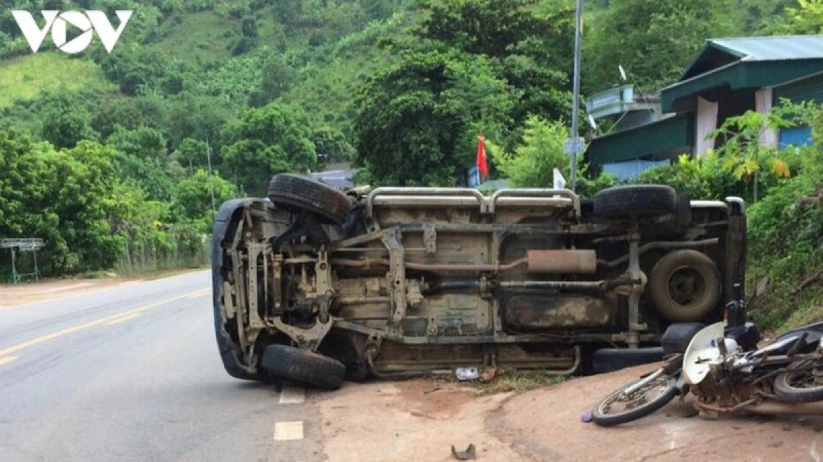 8 trường hợp chủ xe không được bảo hiểm bồi thường thiệt hại