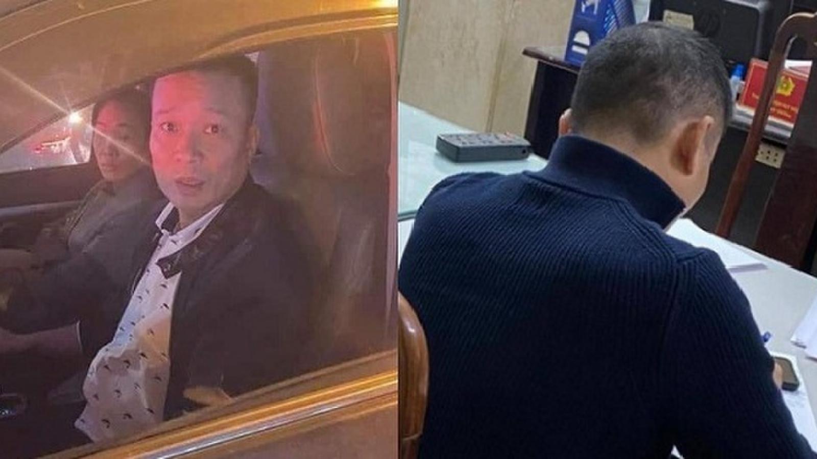 Khởi tố tài xế đánh người vì bị nhắc nhở ở Hà Nội
