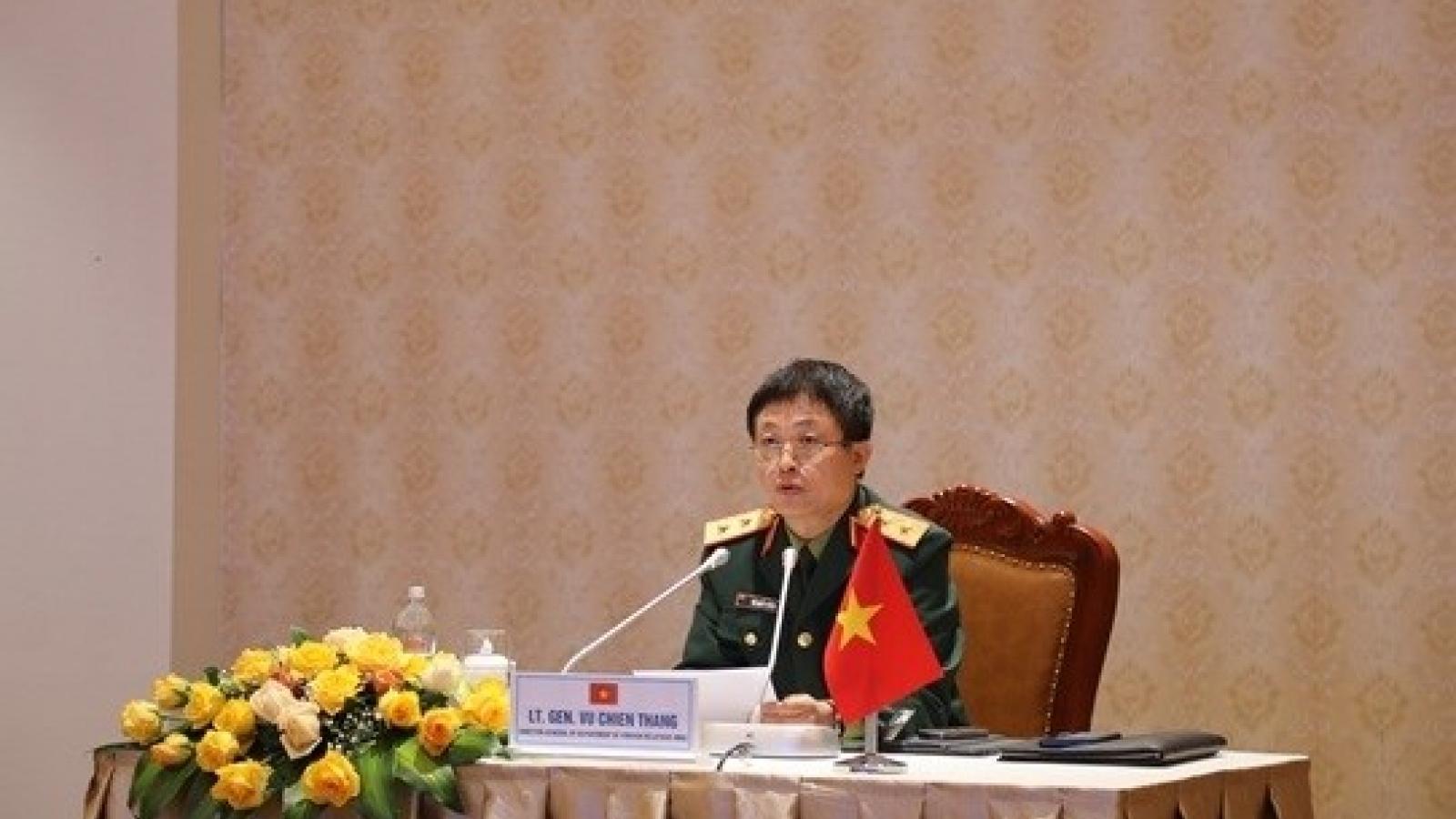 Vietnam attends forum preparing for 2021 Shangri-La Dialogue