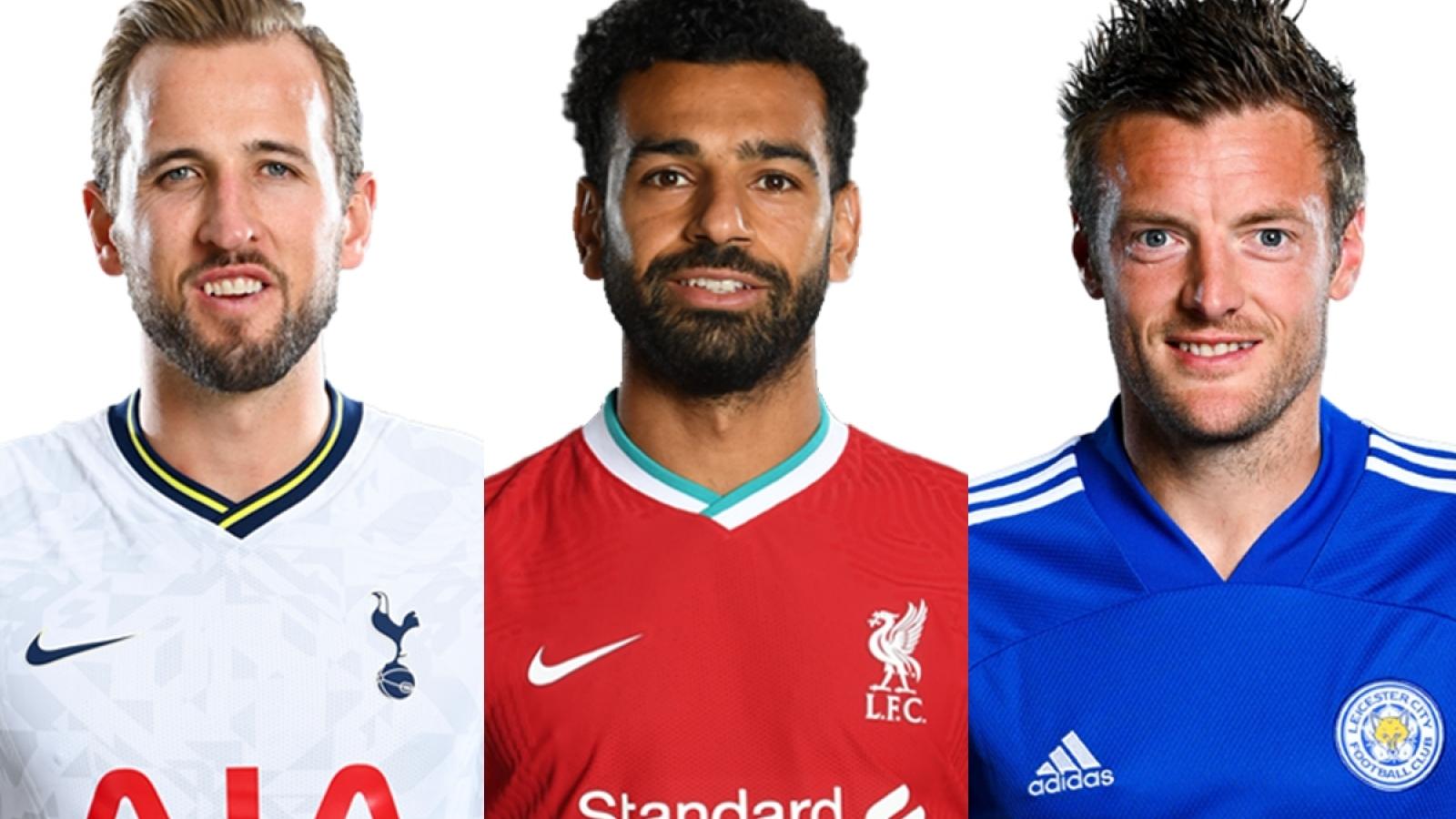 """Cuộc đua """"vua phá lưới"""" Ngoại hạng Anh: Harry Kane và Fernandes tăng tốc"""