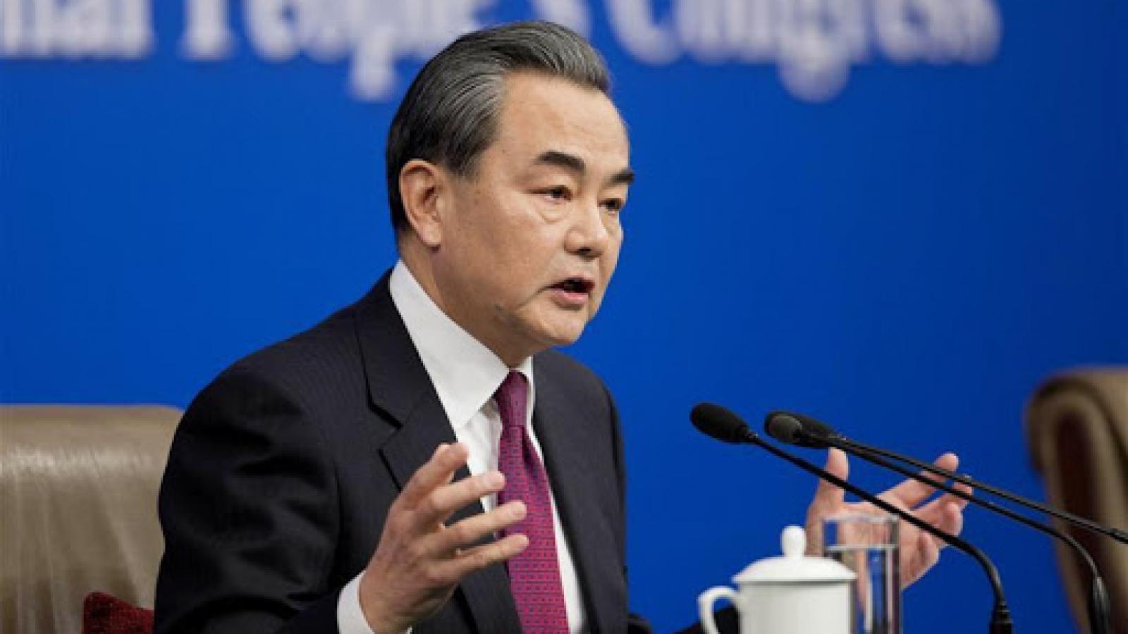 Ngoại trưởng Trung Quốc thăm 04 quốc gia Đông Nam Á
