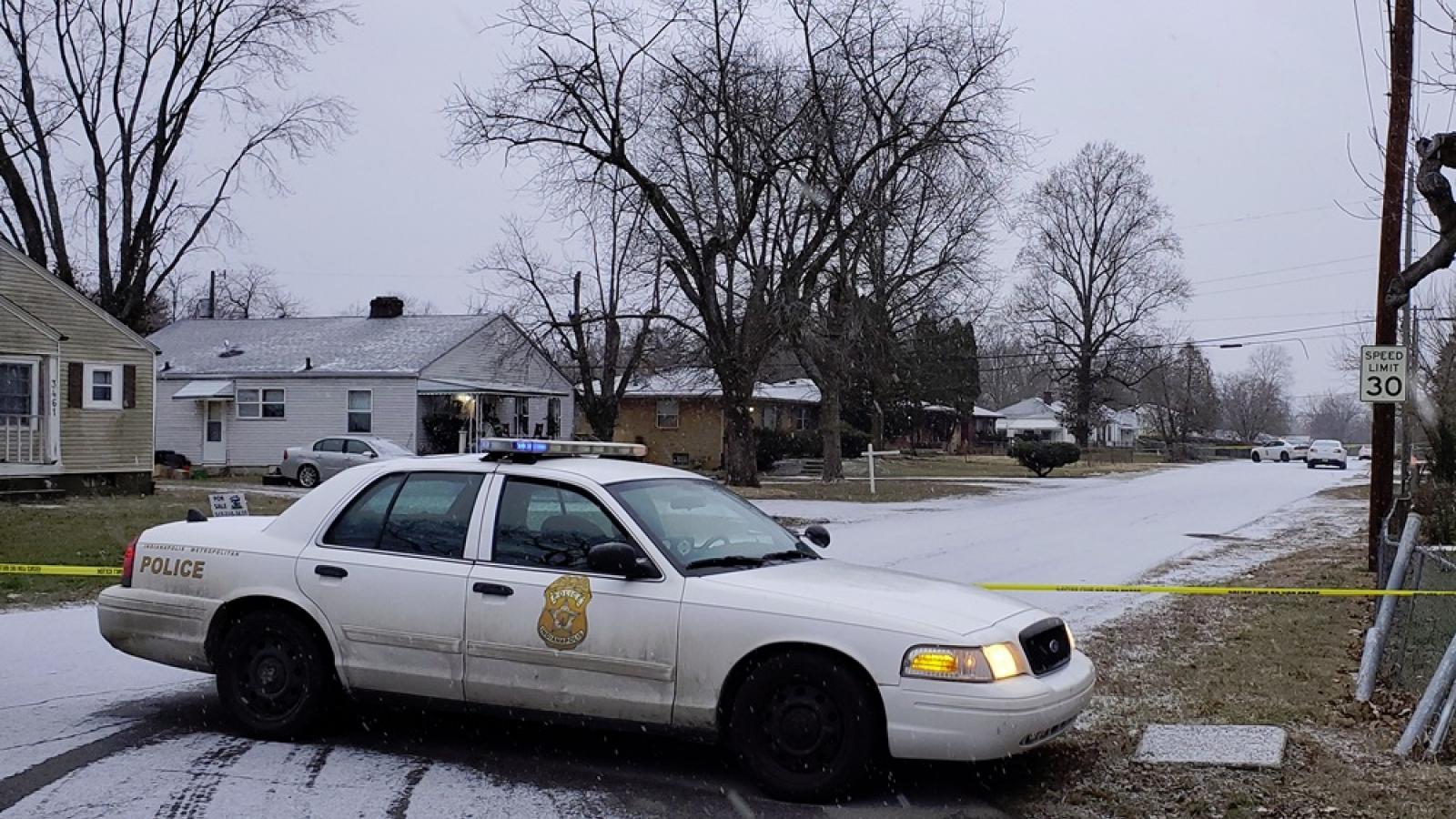 Lại xả súng ở Mỹ, 5 người thiệt mạng tại Indianapolis