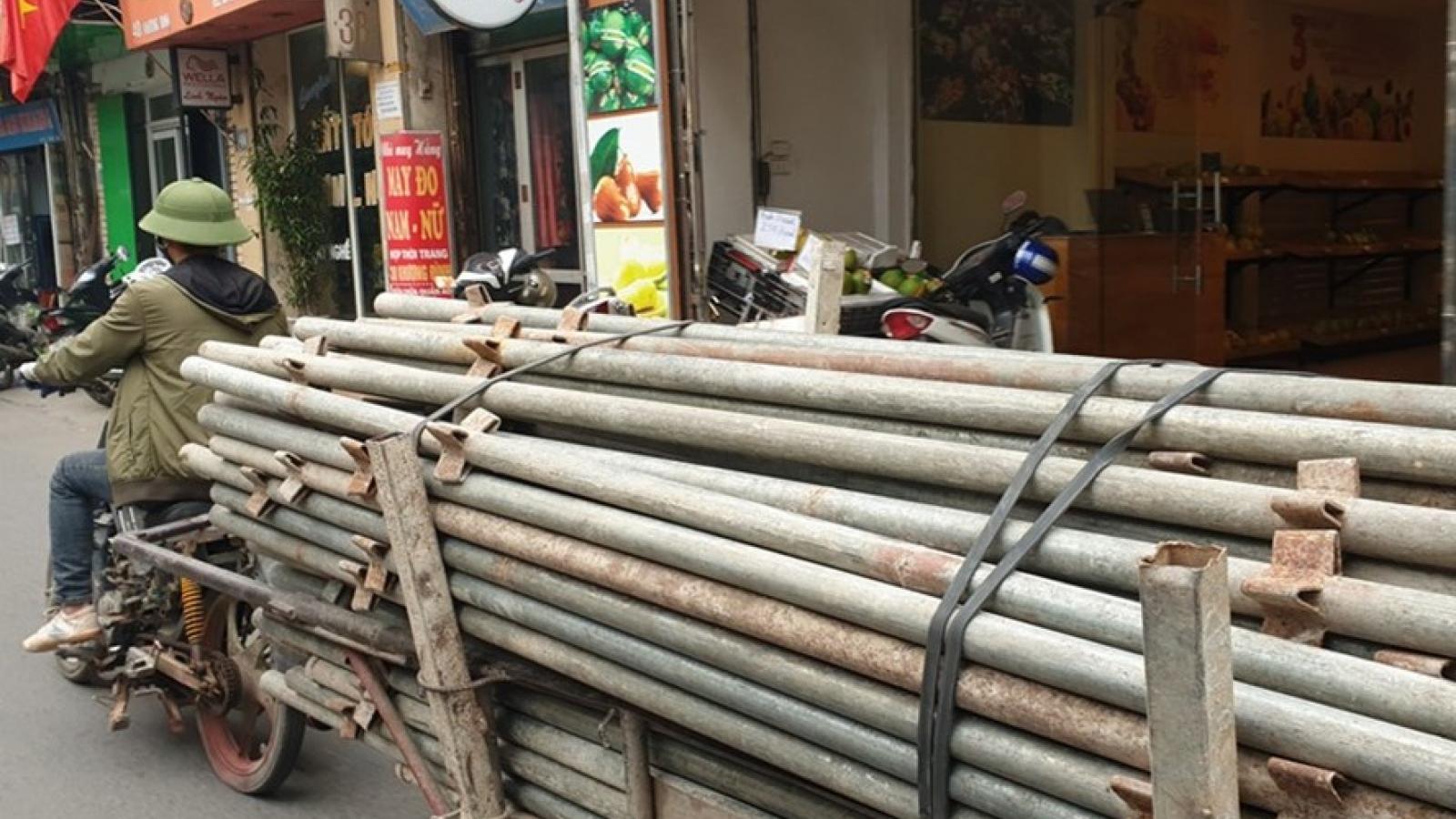 Xe máy 'thây ma' - nỗi ám ảnh kinh hoàng của người dân Hà Nội