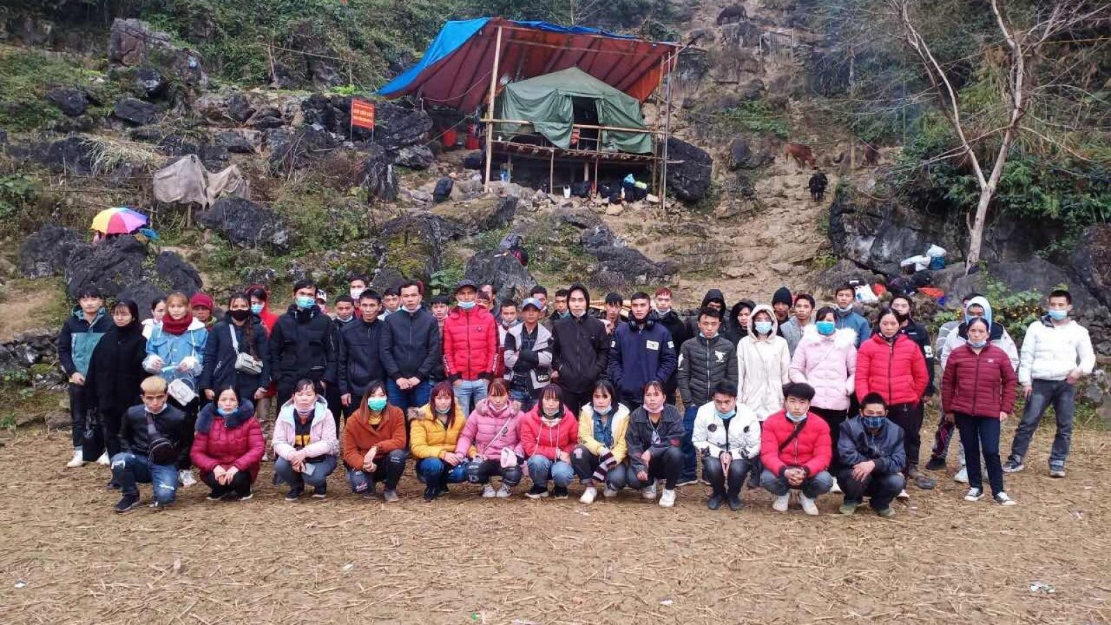 12 người nhập cảnh trái phép từ Campuchia về Hải Dương âm tính lần 2 với Covid -19